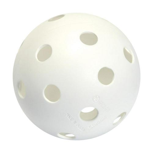 Balle Baseball et Floorball ajourée 7 cm