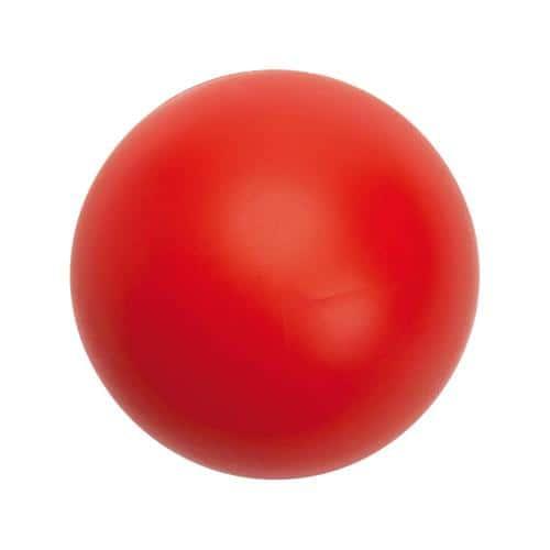 Balle mousse dynamique SOFELEF rouge 9cm