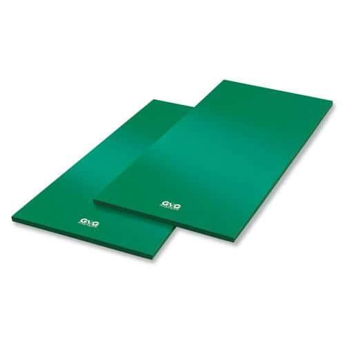 2 Tapis de gymnastique compact Sarneige 2000 GVG