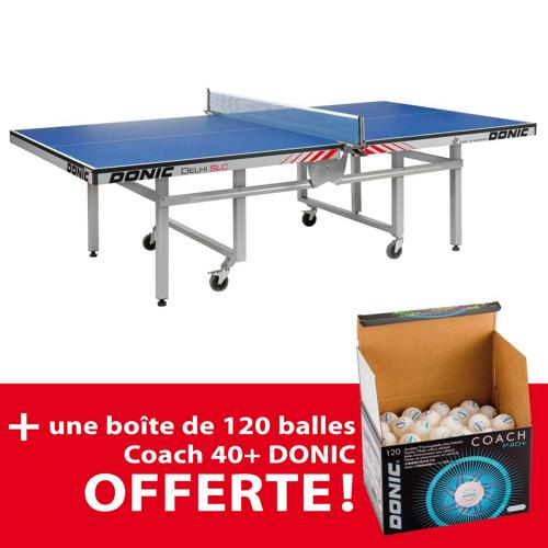 TABLE DE TENNIS DE TABLE DONIC DELHI SLC ITTF