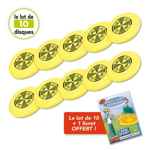 DISQUES VOLANTS PRO 140 - LOT DE 10
