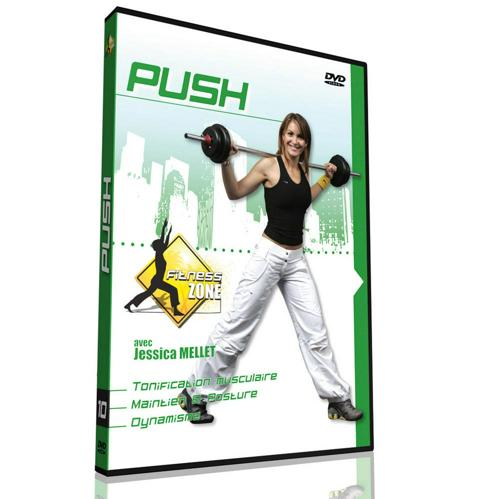 FITNESS ZONE PUSH