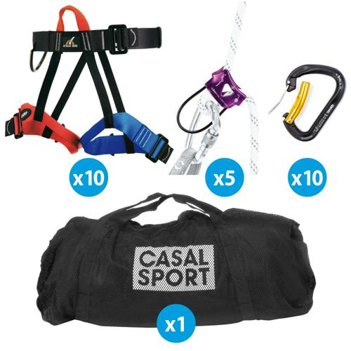 Pack escalade Pulpit Twin Belay D