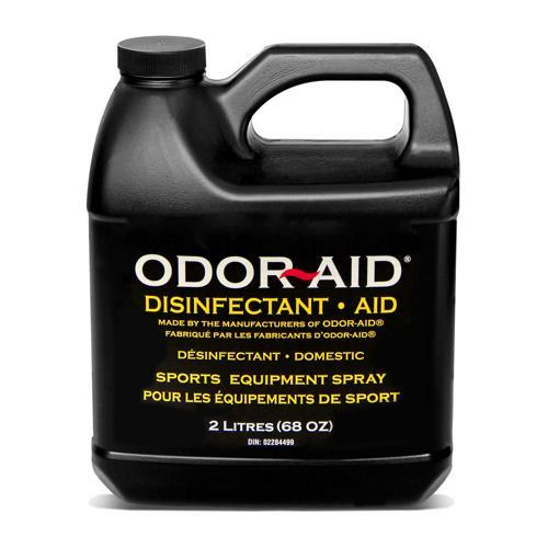 Bidon désinfectant et anti-odeurs pour chaussures, gants, cordes, baudriers, etc