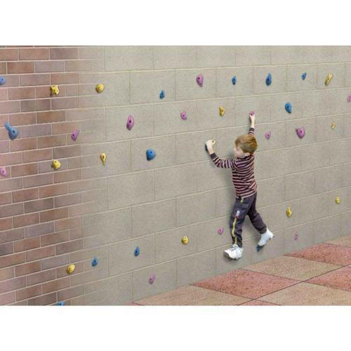 Kit Traversée d'escalade pour école primaire - indoor