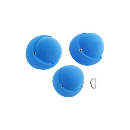 Prises d'escalade Absolute Eclipse Entre-Prises - lot de 3
