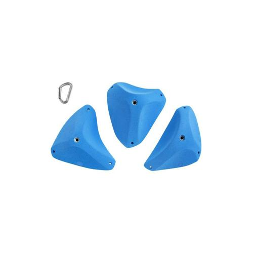 Prises d'escalade Absolute Triangle XL Entre-Prises - lot de 3