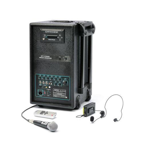 SONO 120 USB BARTHE ET MICRO CASQUE UHF