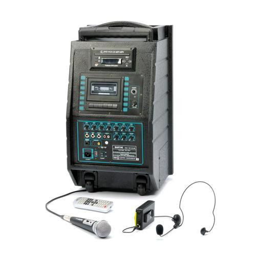 SONO 80 BARTHE USB ET MICRO CASQUE UHF