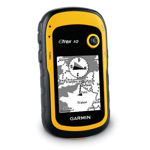 GPS rando eTrex 10 Garmin
