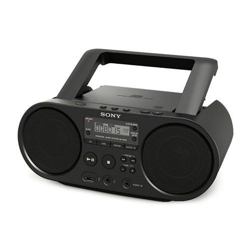Poste Sony 2x2W radio-K7-CD-MP3