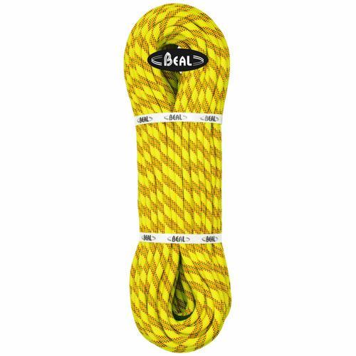 Corde Escalade Beal Antidote diamètre 10,2mm et de longueur 200m Jaune