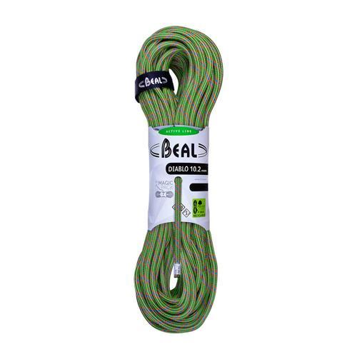 Corde Escalade Beal Diablo diamètre 10,2mm et de longueur 60m