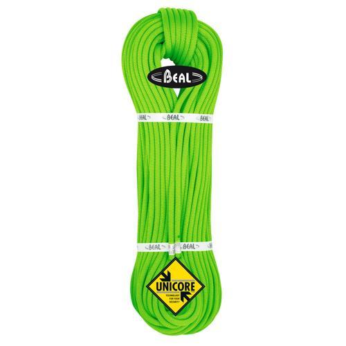 Corde Alpinisme Beal Opera diamètre 8,5mm et de longueur 100m Vert