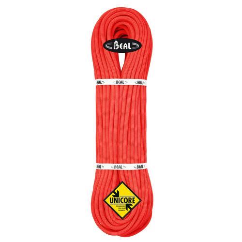 Corde Alpinisme Beal Joker diamètre 9,1mm et de longueur 200m Orange