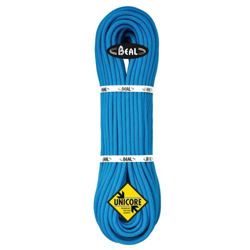 Corde Alpinisme Beal Joker diamètre 9,1mm et de longueur 80m Bleu