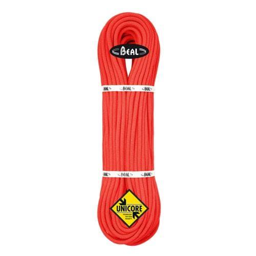 Corde Alpinisme Beal Joker diamètre 9,1mm et de longueur 100m Orange