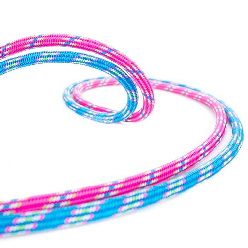 Corde Alpinisme Beal Ice Line diamètre 8,1mm et de longueur 60m Fuchsia