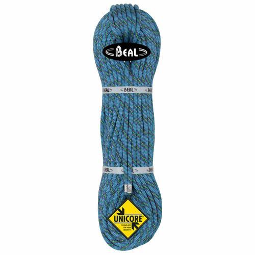 Corde alpinisme Beal Cobra II diamètre 8,6mm et de longueur 60m Bleu