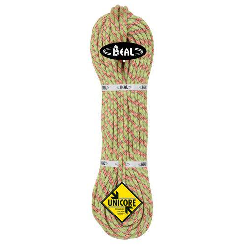Corde alpinisme Beal Cobra II diamètre 8,6mm et de longueur 200m Anis