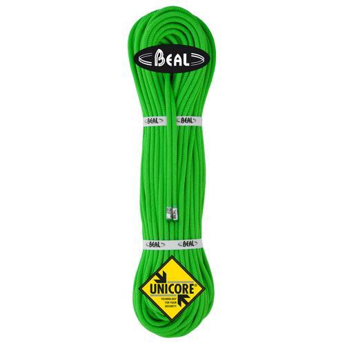 Corde d'alpinisme Beal Gully diamètre 7,3mm, longueur 70m Vert