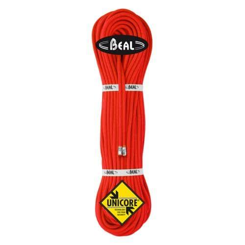 Corde d'alpinisme Beal Gully diamètre 7,3mm, longueur 2x60m