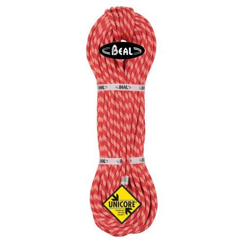Corde d'alpinisme Beal Ice Line diamètre 8,1mm, longueur 50m Orange