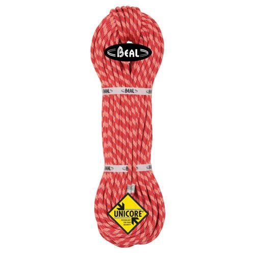 Corde d'alpinisme Beal Ice Line diamètre 8,1mm, longueur 60m Orange
