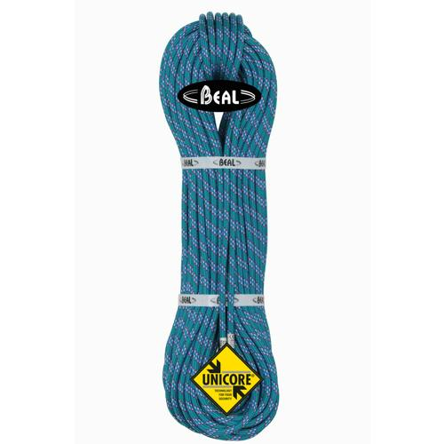 Corde d'alpinisme Beal Ice Line diamètre 8,1mm, longueur 50m Emeraude