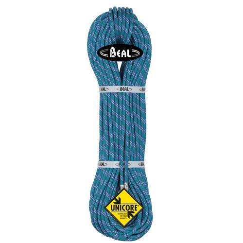 Corde d'alpinisme Beal Ice Line diamètre 8,1mm, longueur 60m Emeraude
