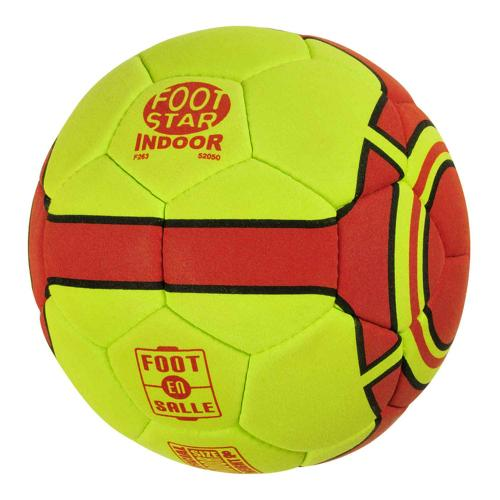 Ballon foot en salle - Casal Sport - footstar indoor official taille 5