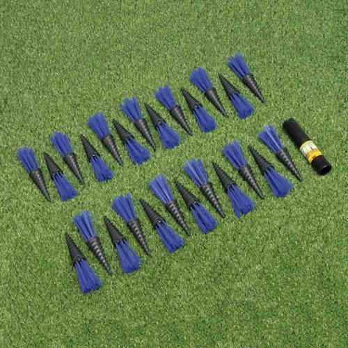 25 implants plifix® bleu