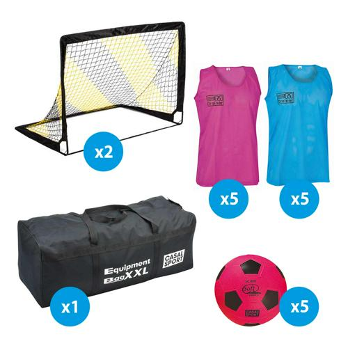 Pack Baby-Football Pop Up Second CASAL SPORT