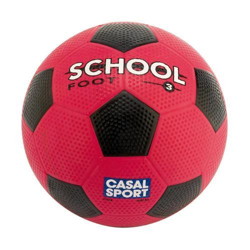 Ballon de foot - Casal Sport cellular supersoft school taille 3
