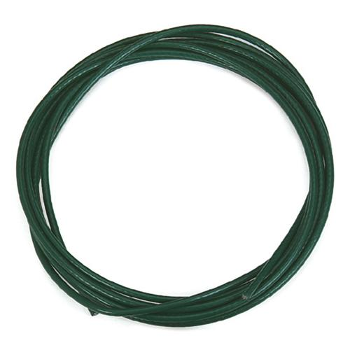 Câble acier gainé (le mètre)