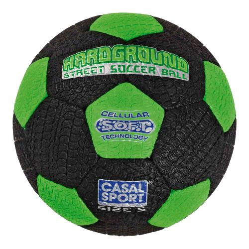 Ballon foot - Casal Sport street football hardground taille 5