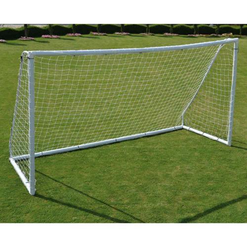Paire de buts de foot mobiles - Matcheco 240x150cm