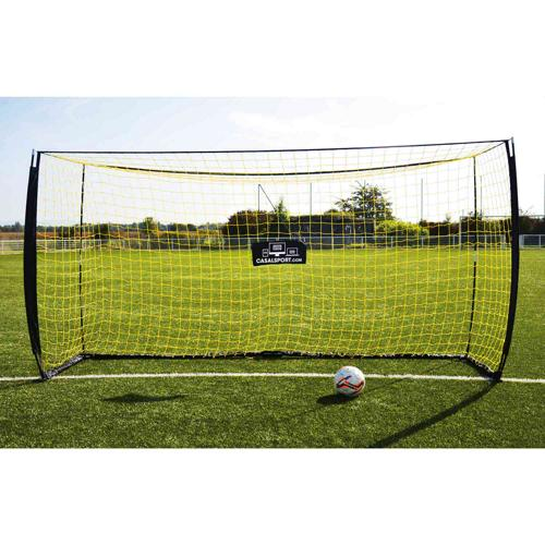 But mobile Football 2.40 m x 1. 20 m Quickfast
