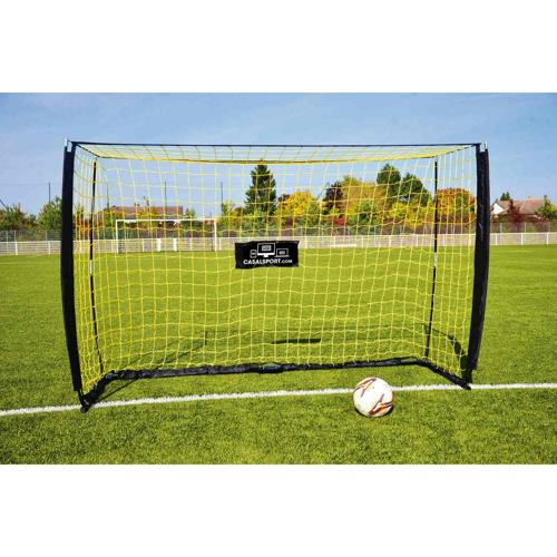 Paire de buts mobiles Football 3 m x 2 m Quickfast CASAL
