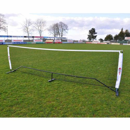 Filet de tennis-ballon Powershot - en acier 4 x 1,10 m