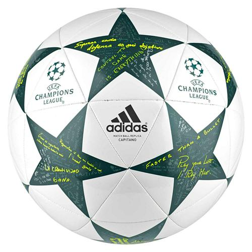 Ballon de football adidas T.5 Finale Capitano