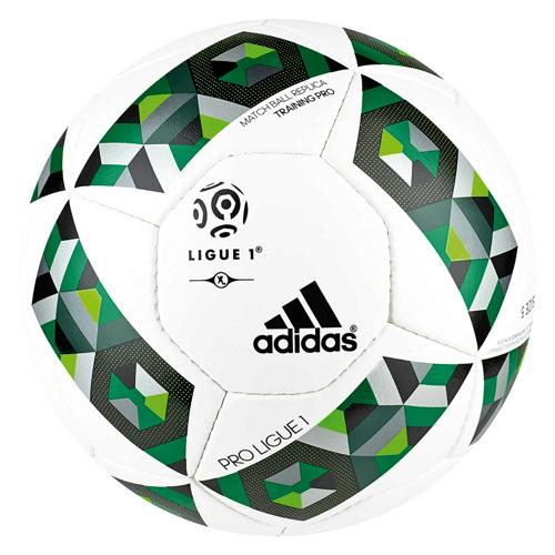 Ballon foot Ligue 1 - adidas training pro taille 3