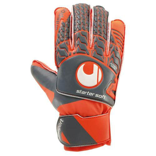 Gants gardien de but de foot Uhlusport Eliminator Startersoft junior