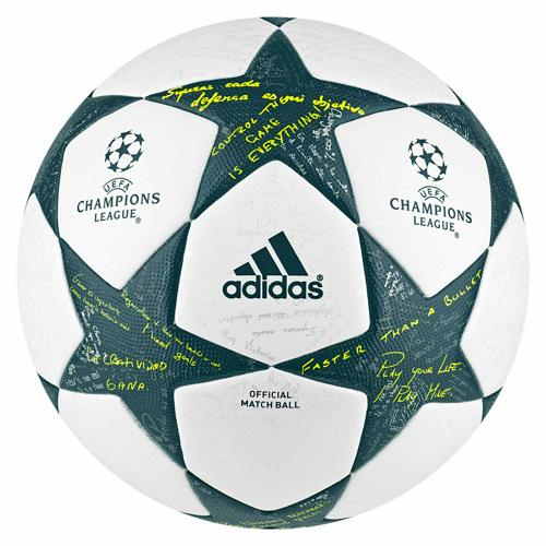 Ballon de football adidas finale matchball