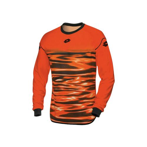 Maillot Lotto GK Cross Orange Fluo