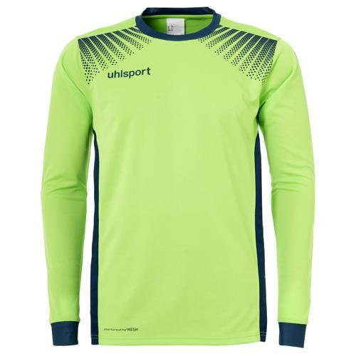 Maillot de gardien Uhlsport Goal Vert flash