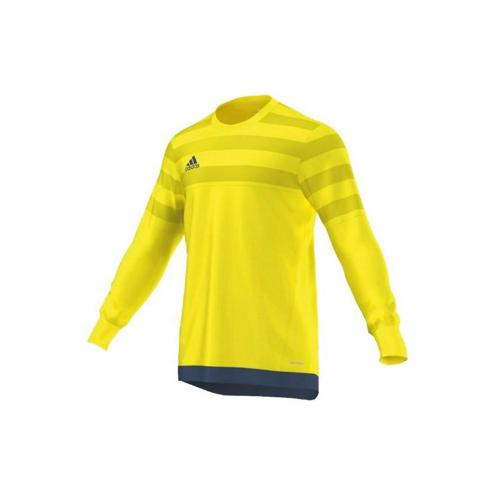 Maillot Gardien adidas Entry Jaune Fluo