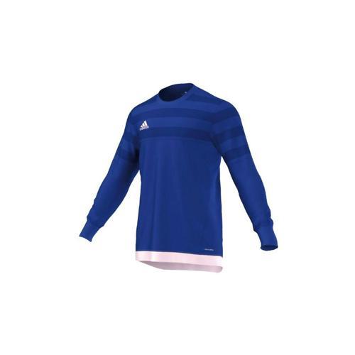 Maillot Gardien adidas Entry Bleu Foncé