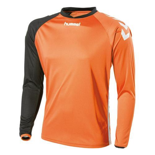 Maillot GK Nexo HUMMEL orange-noir