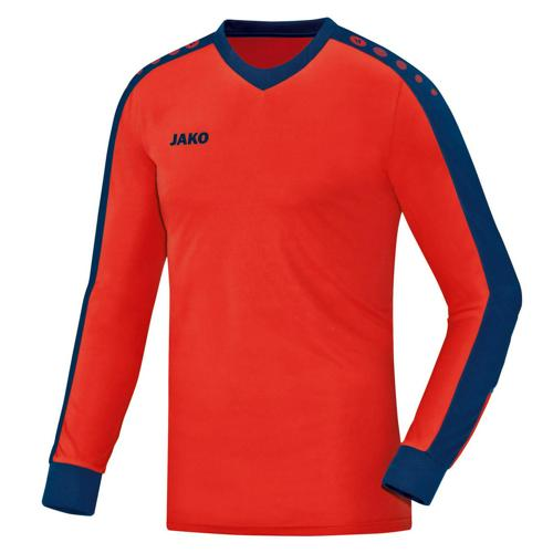 Maillot gardien Jako Striker Orange-Marine